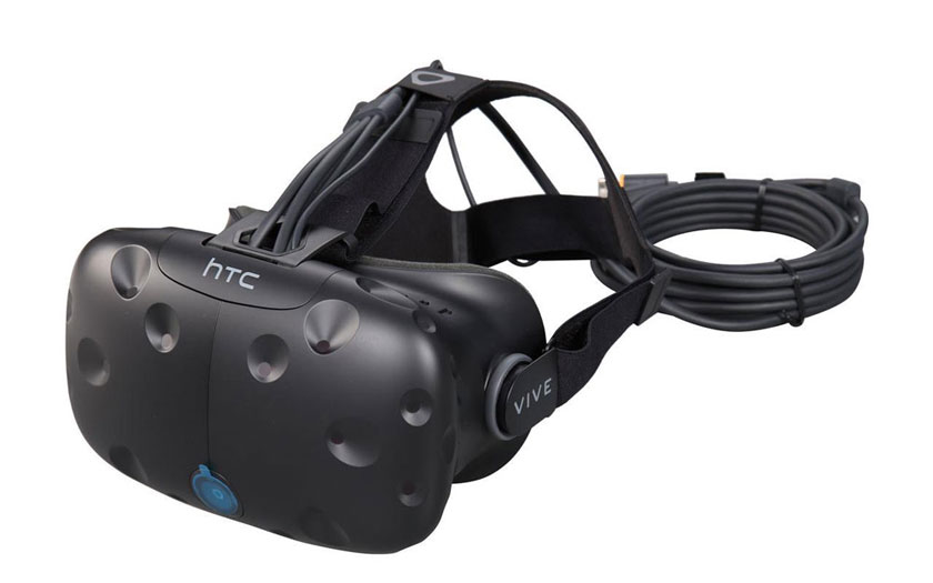 HTC Vive Virtual Reality Set